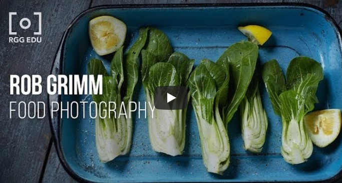 The Complete Guide To Editorial Food Photography Retouching