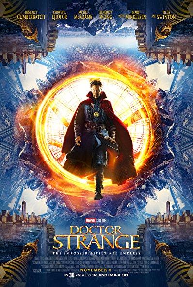Doctor Strange 2016 720p BluRay H264 AAC-RARBG