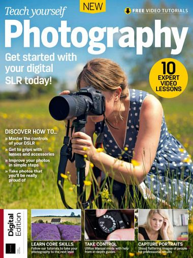 Teach Yourself Photography – Third Edition 2018