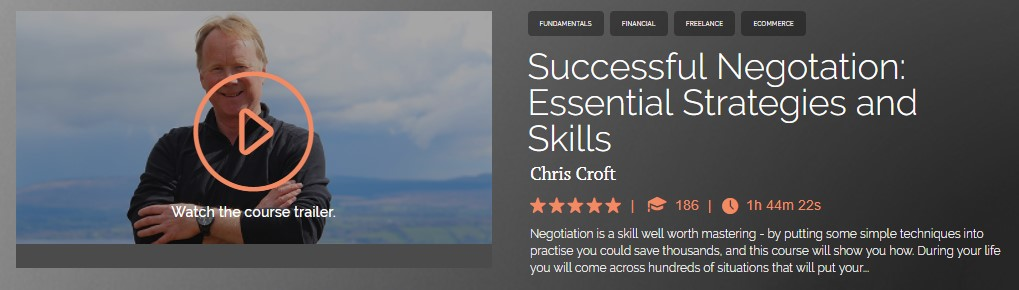 Chris Croft - Successful Negotation Essential Strategies and Skills