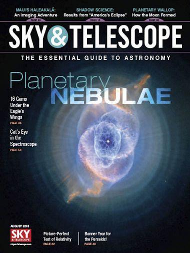 Sky & Telescope – August 2018