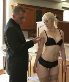 Lovita - Beautiful Blonde Lovita Gets The Cock She Desires (08.03.2018) 1080p