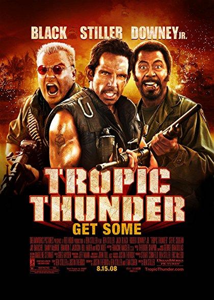 Tropic Thunder 2008 BluRay 10Bit 1080p DD5 1 H265-d3g