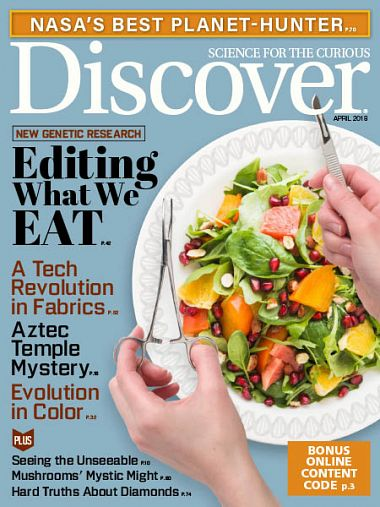 Discover – April 2018