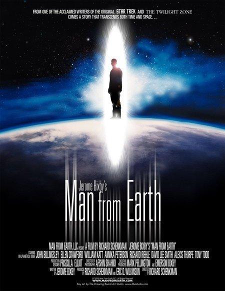 The Man From Earth 2007 720p BluRay H264 AAC-RARBG