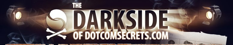 Russell Brunson - Darkside of DotComSecrets