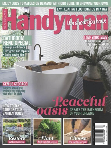 New Zealand Handyman – October 2018