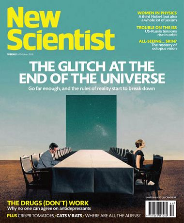 New Scientist International Edition – 6 October 2018