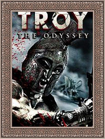 Troy The Odyssey 2017 HDRip XviD AC3-EVO