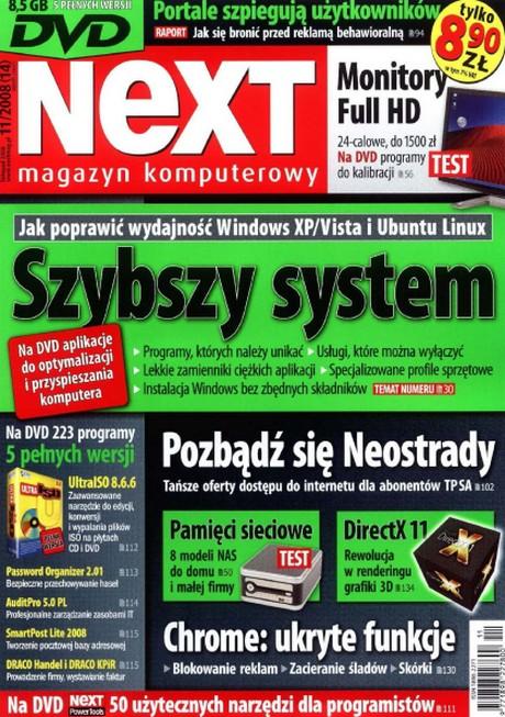 Next Polska 11/2008