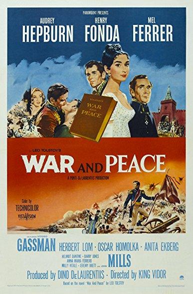 War and Peace 1956 720p BlyRay x264-x0r