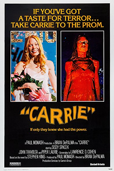 Carrie 1976 REMASTERED 1080p BluRay H265-d3g
