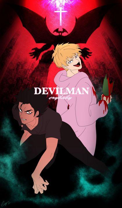 Devilman: Crybaby - Serial [2017/HD/MP4 / Napisy PL ]