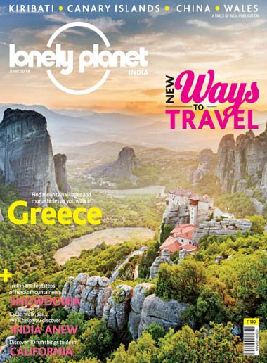 Lonely Planet India – June 2018