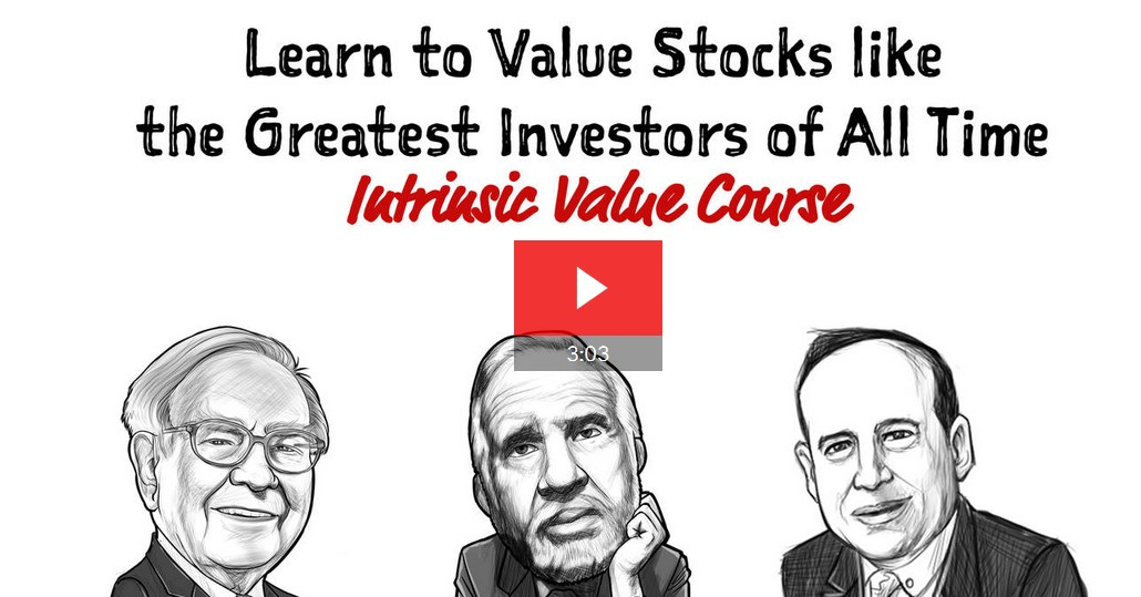 The Investors Podcast - Intrinsic Value Course(2018)