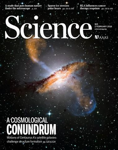 Science – 2 February 2018