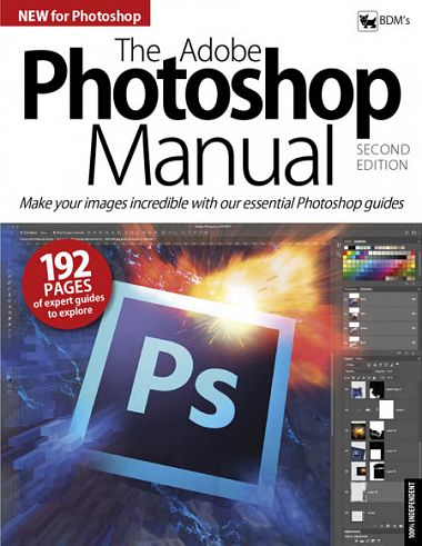 The Adobe Photoshop Manual Vol.2 2018