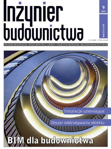 Inżynier Budownictwa 9/2015