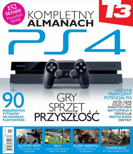 PS4 Kompletny Almanach - T3