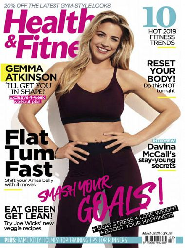 Health & Fitness UK – March 2019