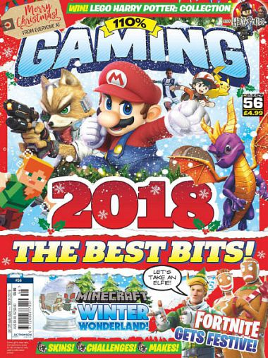 110% Gaming – Issue 56 2018