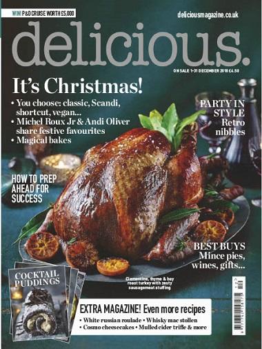 Delicious UK – December 2018