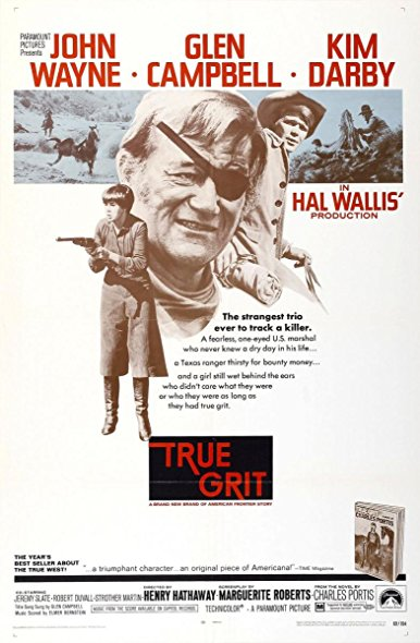 True Grit (1969) 1080p BDRip AVC DTS