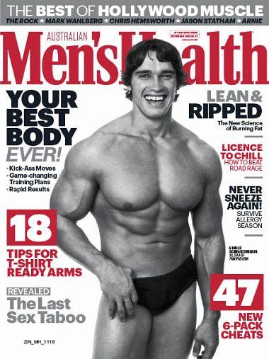 Men's Health Australia – November 2018