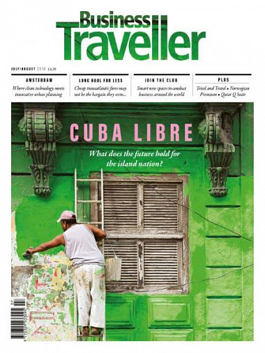 Business Traveller UK – July/August 2018