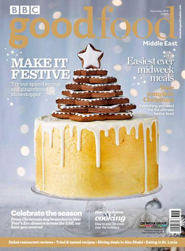 BBC Good Food Middle East – December 2018
