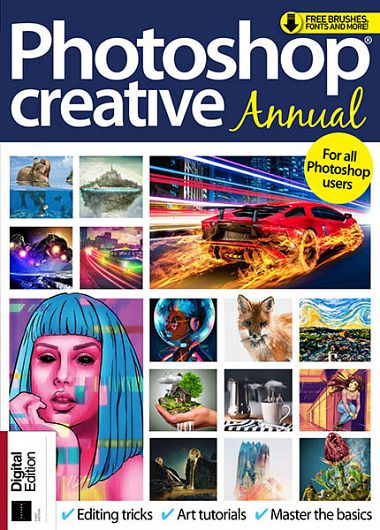 Photoshop Creative Annual 2018