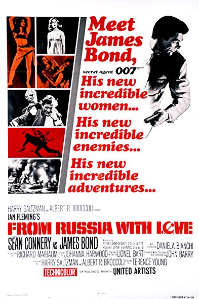 From Russia with Love 1963 BluRay 1080p DD5 1 H265-d3g