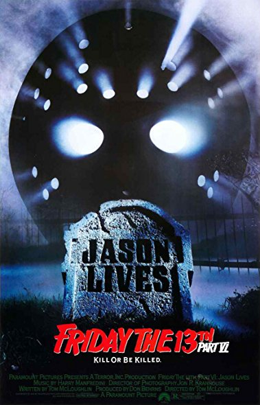 Jason Lives Friday the 13th Part VI 1986 Bluray Remux AVC DTS-HD MA 5 1-HiFi