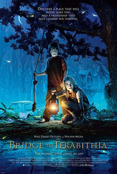 Bridge to Terabithia 2007 BluRay 720p DTS x264-ESiR