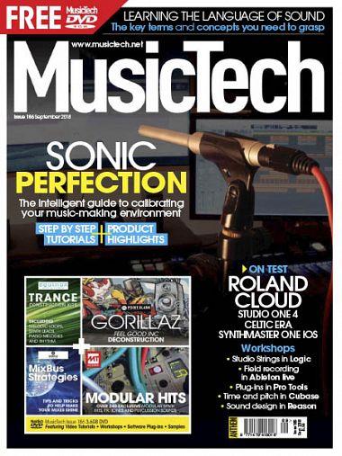 MusicTech – September 2018