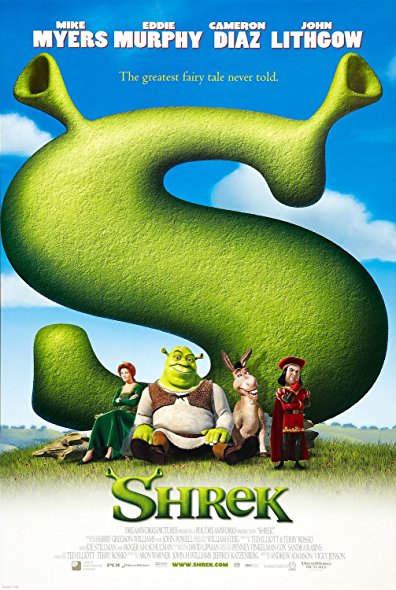 Shrek 2001 720p BluRay H264 AAC-RARBG