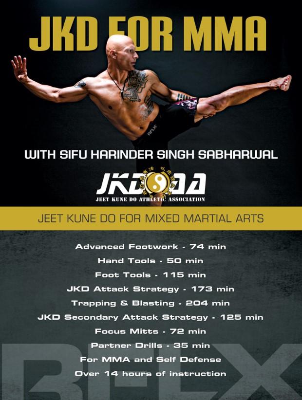 JKD for MMA Complete Set
