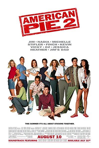 American Pie 2 2001 1080p BluRay DTS x264 D-Z0N3