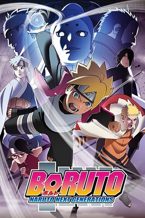Boruto: Naruto Next Generations  - Serial [2017/HD/MP4 / Napisy PL ]
