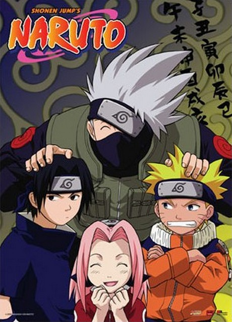 Naruto Uzumaki - Serial (2002-2007/AVI) Profesionalny Dubbing/Lektor