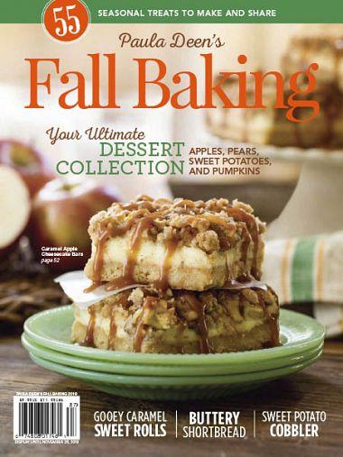 Cooking with Paula Deen – Fall Baking 2018
