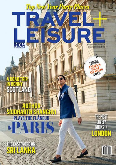 Travel+Leisure India – December 2018
