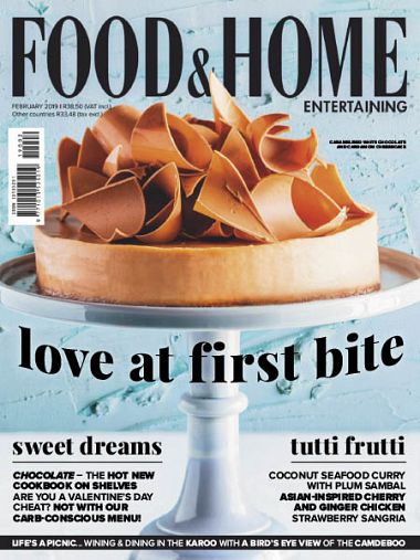 Food & Home Entertaining – February 2019