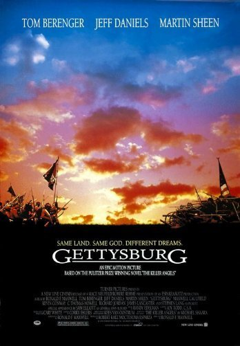 Gettysburg DC 1993 BluRay 10Bit 1080p DD5 1 H265-d3g