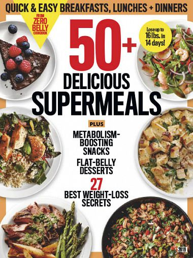 50+ Delicious Supermeals 2019