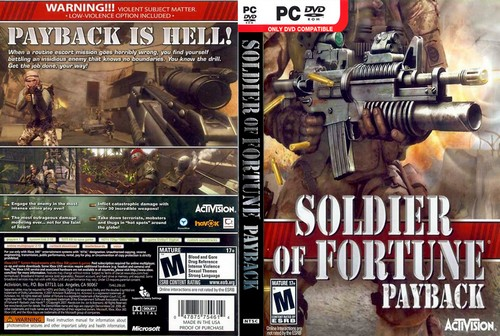Soldier of Fortune Payback GoG Classic - I KnoW