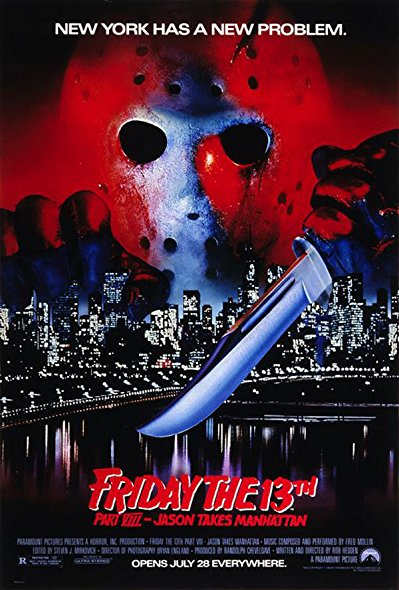 Friday The 13th Part VIII Jason Takes Manhattan 1989 1080p BluRay DTS x264