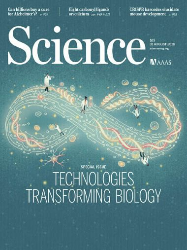 Science – 31 August 2018