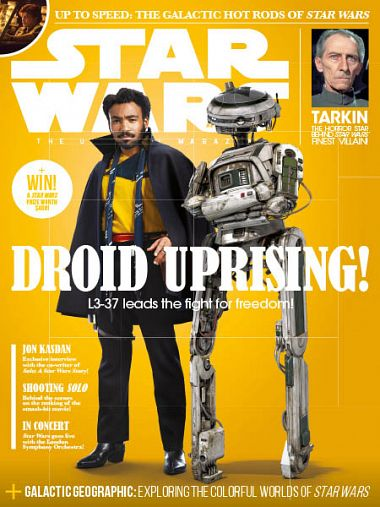 Star Wars Insider – November 2018