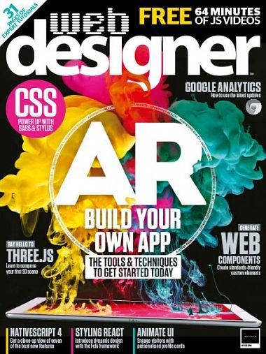 Web Designer – Issue 276 2018